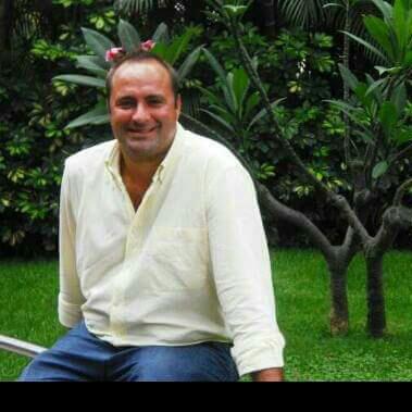 Profesor de ciencias Juan Jurado