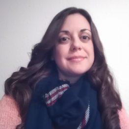 Profesora Rocío Delgado